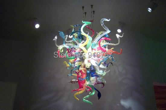 Envío Gratis UL/bombilla led CE famoso diseño araña de arte decoración de la luz de la boda