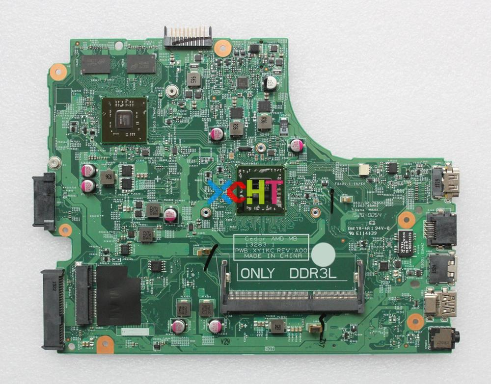 for Dell 3542 F594Y 0F594Y CN-0F594Y 13283-1 PWB : XY1KC A4-6210 DDR3L 216-0841084 Laptop Motherboard Mainboard Tested