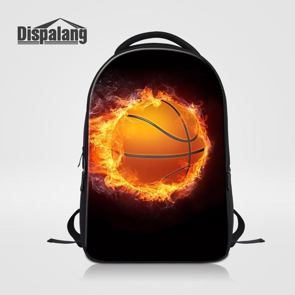 Dispalang, mochilas para ordenador portátil para hombres, bolsas de baloncesto personalizadas, mochilas escolares, mochilas para adolescentes, mochilas para hombres, mochilas para uso diario, Mochila, Mochila
