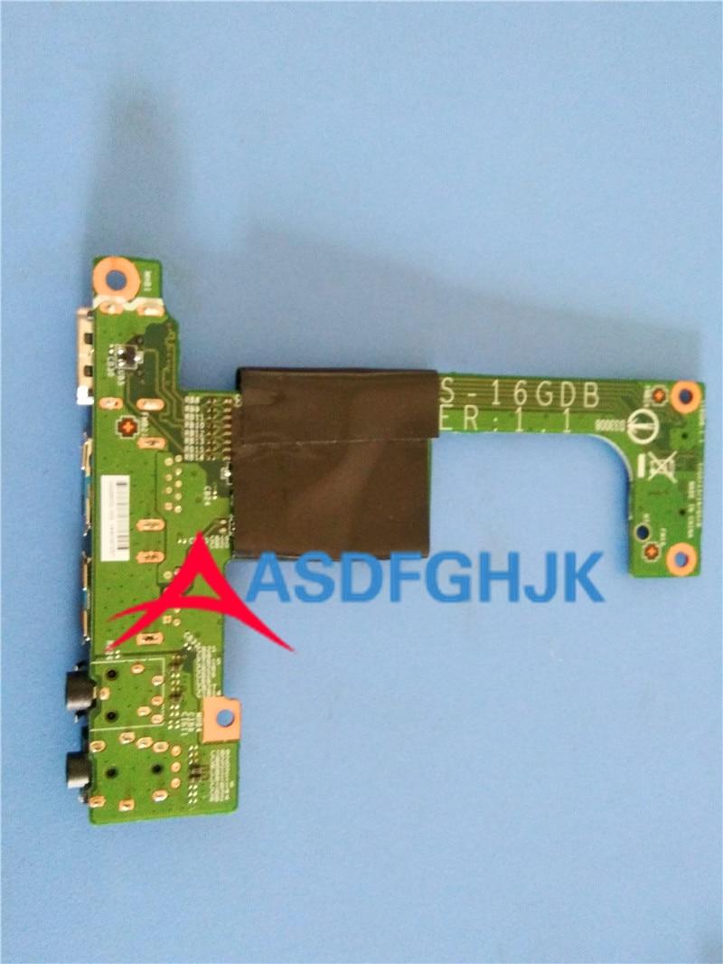 Original para MSI CX61/CR61 USB HDMI tarjeta de audio ms-16gdg ms-16gd probado completamente