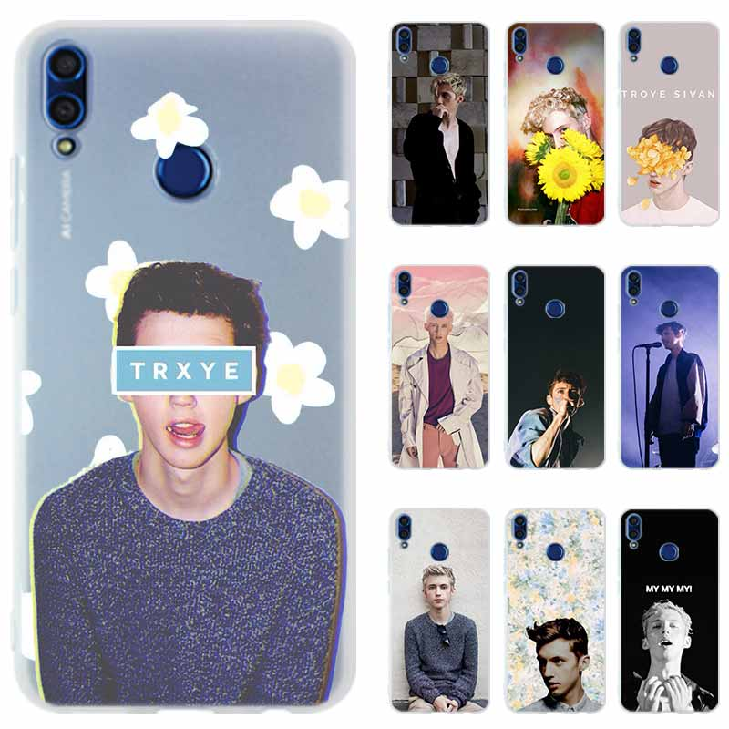 Troye Sivan Mellet Honra 20i 10i Telefone Caso Capa de Silicone para Huawei Honor 10 9 lite 8a 9a 7A 8X x10 Pro 30 30s