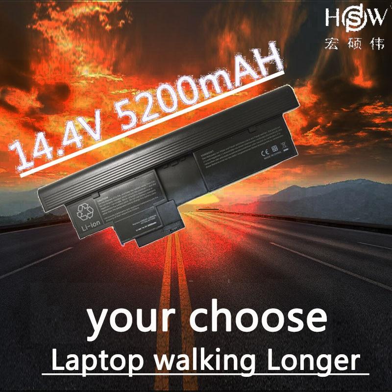 HSW Новый аккумулятор для ноутбука IBM ThinkPad X200 Tablet 43R9257 43R9256 42T4564 42T4564 ThinkPad X200 Tablet ThinkPad X200t bateria