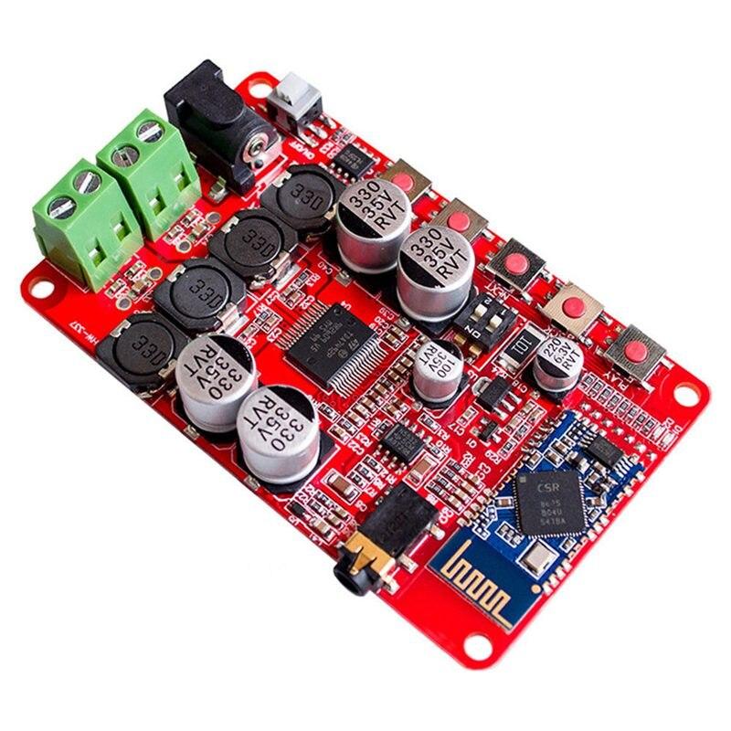 TDA7492P amplificador Digital inalámbrico Bluetooth 4,0 receptor de Audio