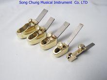 أنواع جديدة من 5 قطعة من الطائرات النحاسية الصغيرة ذات القاع المحدب ، أداة صنع الكمان/الكمان