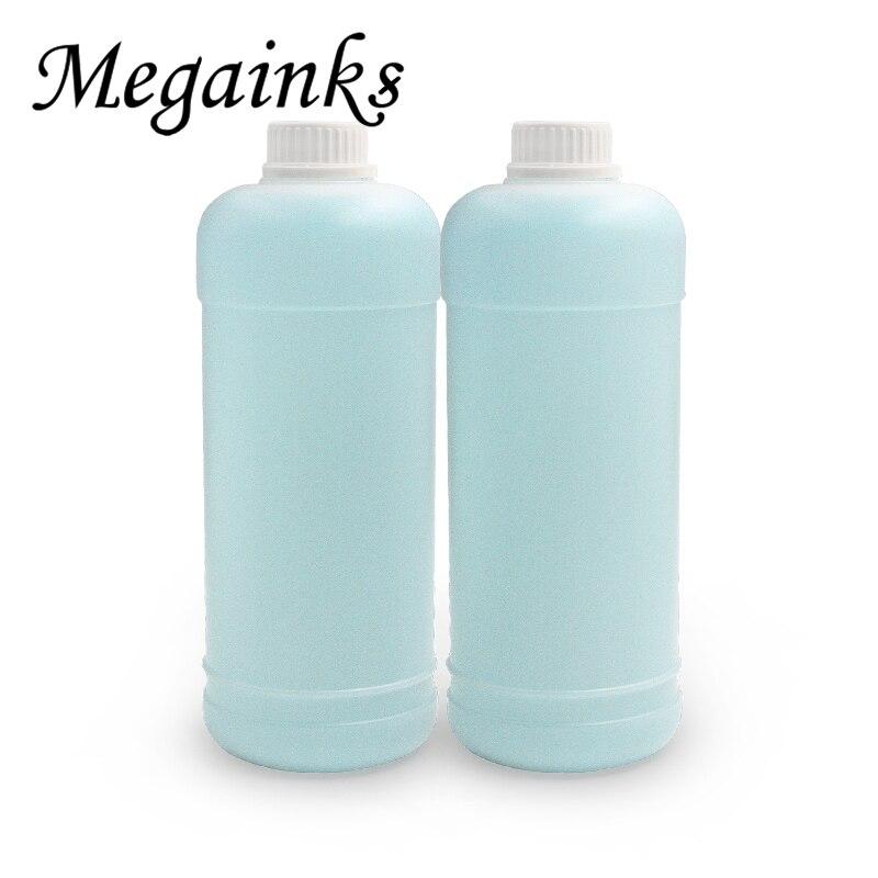 Сублимационный раствор для очистки чернил 1000 мл, жидкость для Canon Ricoh Mimaki Roland Mutoh, пигментные краски самодельные, жидкость для очистки 500 мл