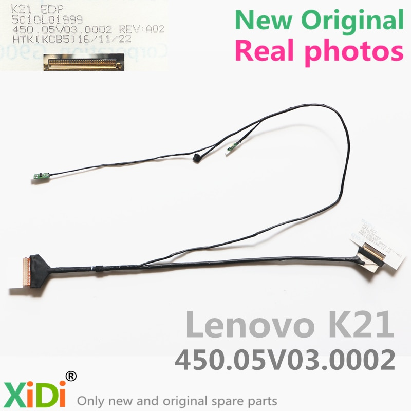 New 450.05V03.0001 For Lenovo K21 K21-80 K21-80ITH EDP Lcd Lvds Cable