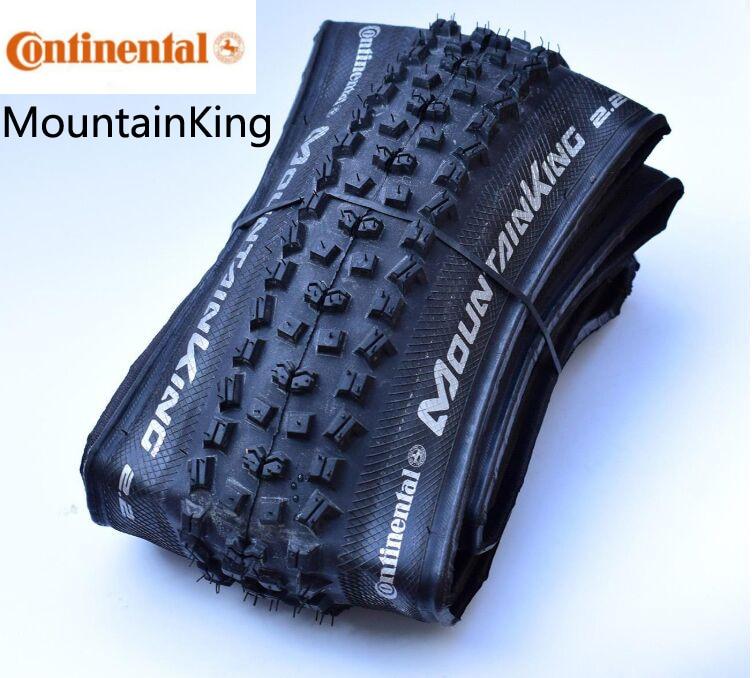 Continenta Mountainking y RubberQueen llanta para bicicleta MTB 26*2,2 y 26x2,4 veces neumático de bicicleta BMX pneu ciclismo bicicleta maxxi 27,5 29er