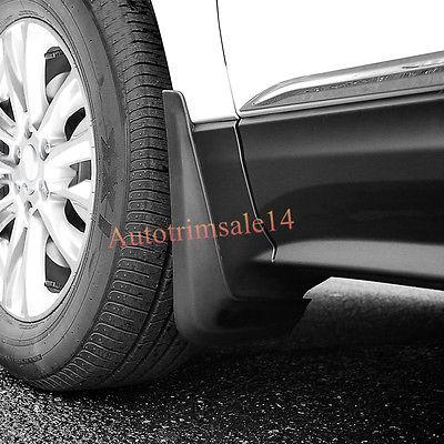Garde-boue en plastique pour Chevrolet Equinox   4 pièces garde-boue pour Chevrolet Equinox 2018