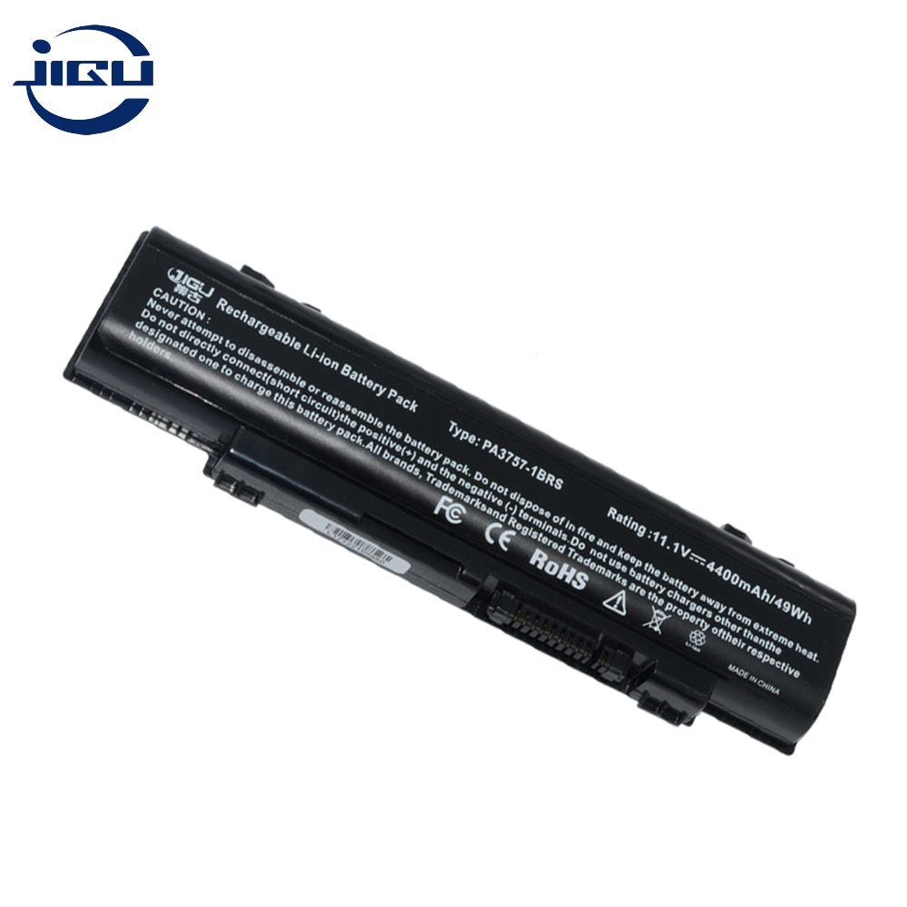 JIGU Lapotp البطارية ل Toshiab PA3757U-1BRS PABAS213 Dynabook القمر كوزميو T750 T851 V65 V65/86L كوزميو F60 F750 F755