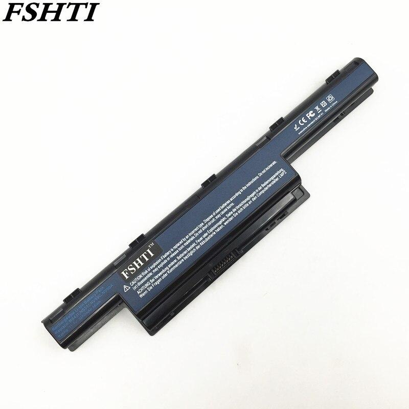 Batería del ordenador portátil para Acer Aspire V3 V3-471 V3-551 G V3-571 V3-731 V3-771 para eMachines E732 para TravelMate 4370, 4740, 4750G
