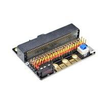 5 uds micro bit microbit GPIO placa de expansión escudo educativo para niños programación educación RCmall FZ3228