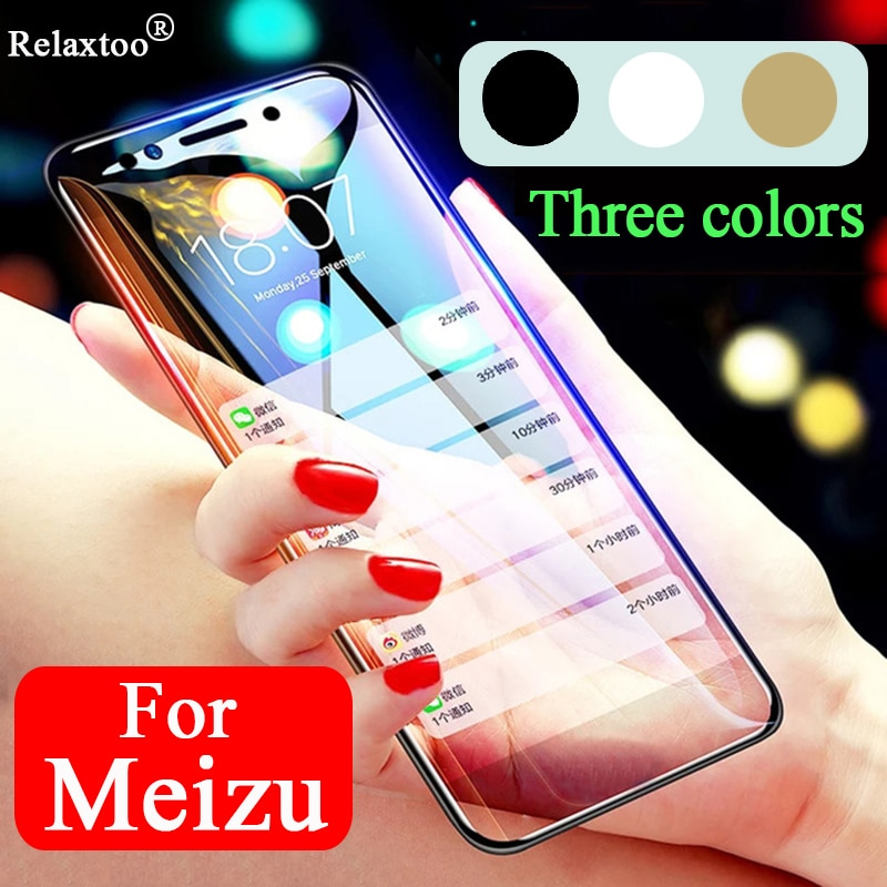 Protective glass on for meizu m5s m3 note mini u20 u10 m5 m 5 3 u 10 20 mx6 x 6 s the maisie meize screen protector meizy film