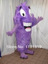 MASCOT  Cookie Monster mascot costume cartoon custom fancy costume cosplay kits mascotte fancy dress