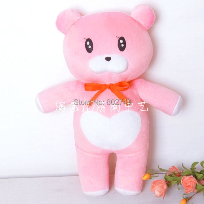 Anime jouets en peluche cospaly Akuma pas dénigme ours en peluche jouets 41 cm