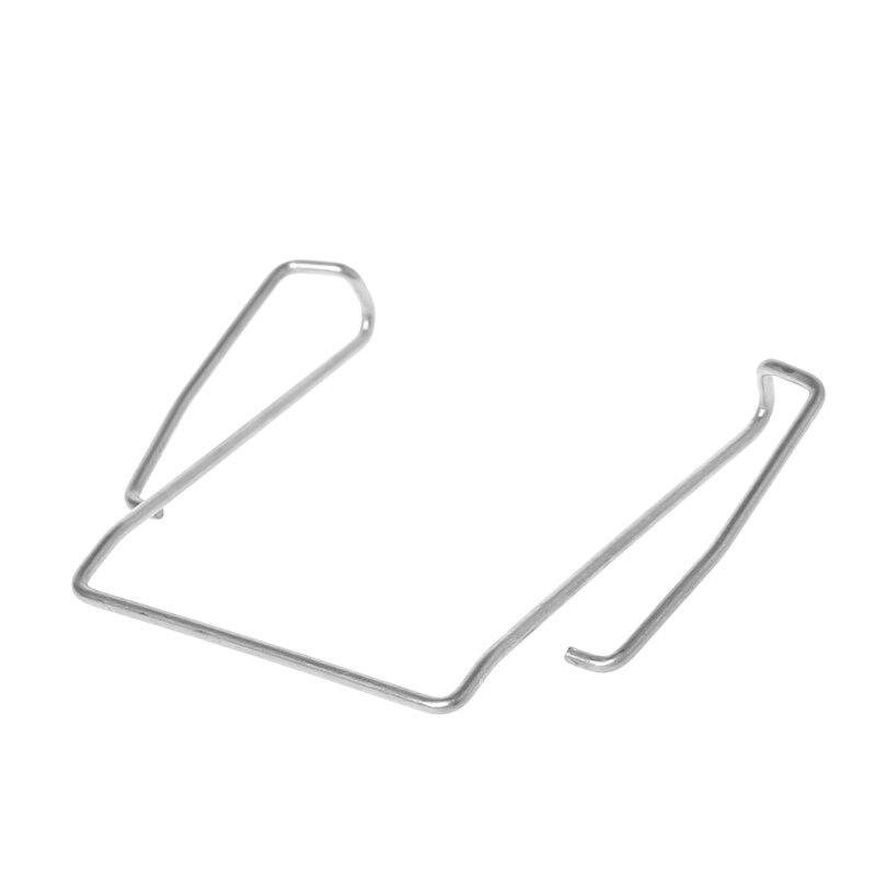 Новый металлический сменный Ремешок Зажимы для Sennheiser Талия G1 G2 G3 беспроводной микрофон