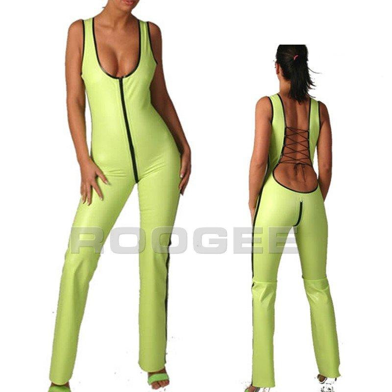 adult's latex catsuit
