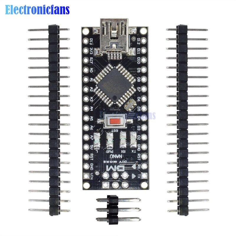 Плата контроллера Mini USB PL2303TA Nano 4,0 Nano 3,0