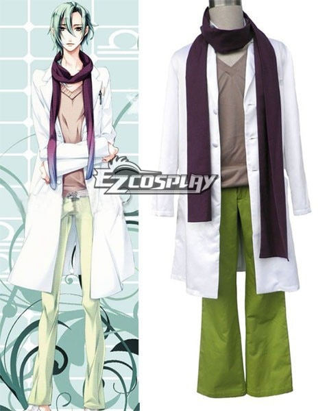 Cielo estrellado cielo Seigatsu Academia Hoshizuki Kotaro traje 1st Cosplay traje E001