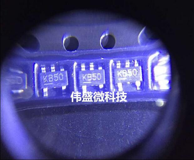 1000 pçs/lote MIC5205-5.0YM5 MIC5205-5.0 MIC5205 5V KB50.