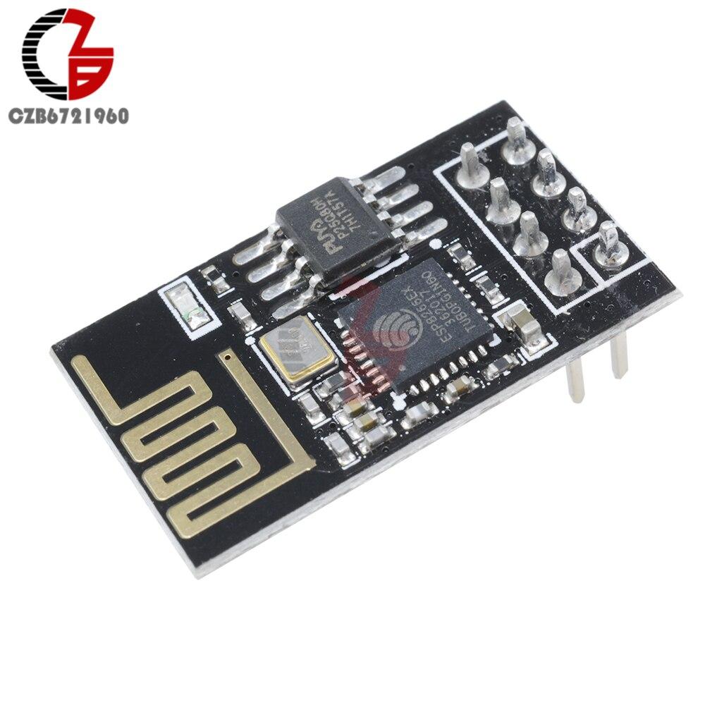 ESP8266 ESP-01S ESP01S módulo Wifi inalámbrico Sensor Wifi ESP8266 ESP-01 versión de actualización DIY para Arduino