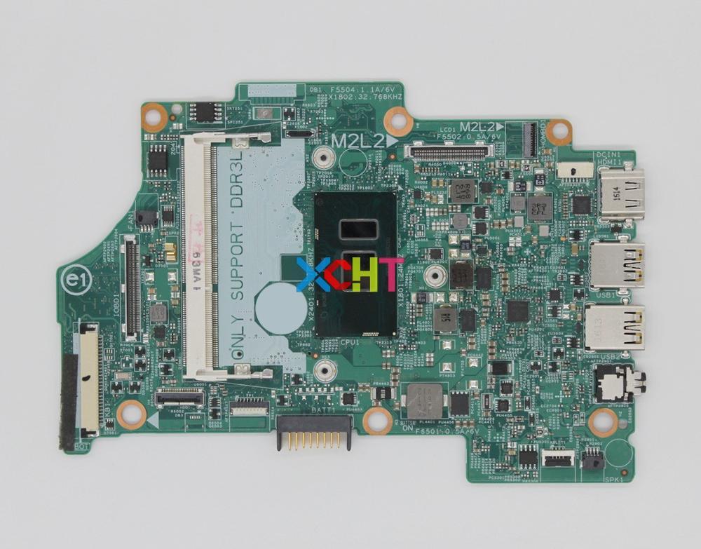 لديل انسبايرون 11 3153 04R7J 004R7J CN-004R7J w i3-6100U DDR3L الدفتري المحمول اللوحة اللوحة اختبار
