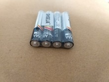 6 ADET 1.5 V E96 AAAA birincil pil alkalin pil kuru pil bluetooth kulaklık, lazer kalem pil