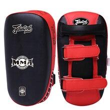 JDUnaL 1 pieza 860g almohadilla de boxeo MMA kickboxing, muay thai escudo Taekwondo Karate Focus Target artes marciales entrenamiento DBO