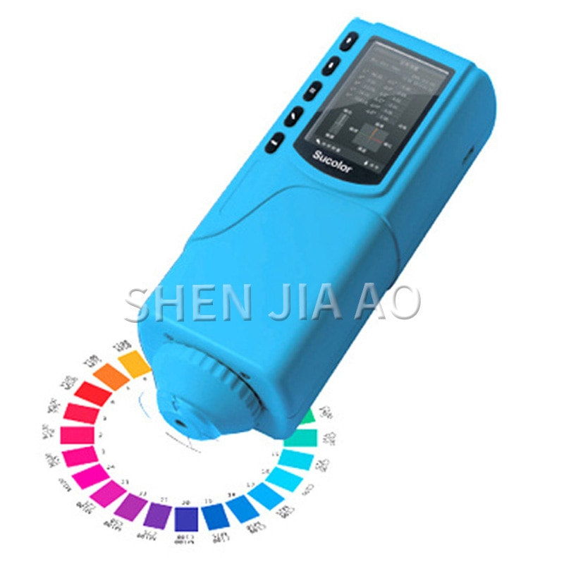 1 шт. прецизионный микрокомпьютер цветной анализатор imeter измерительный