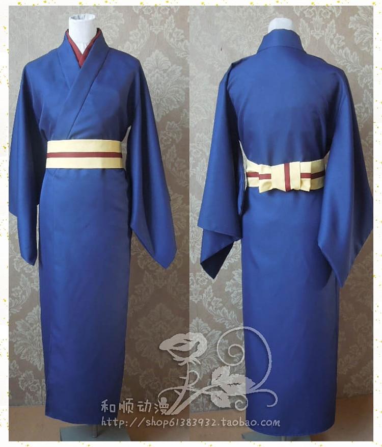 Kamisama hajiemashita Love Kiss Fox Yokai Tomoe кимоно карнавальный костюм F008