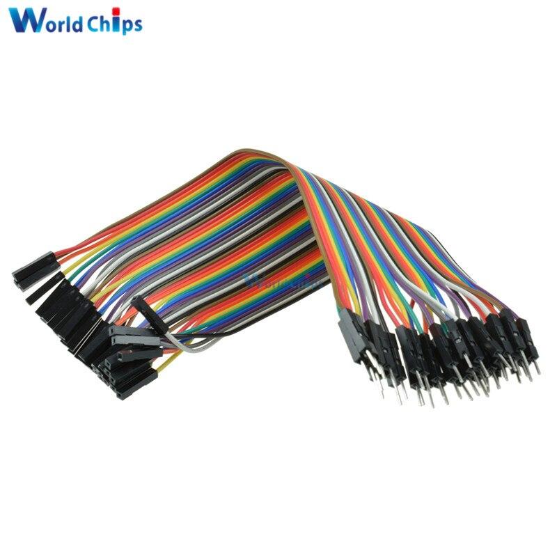 5x40 шт 20 см мужские и женские Dupont кабели