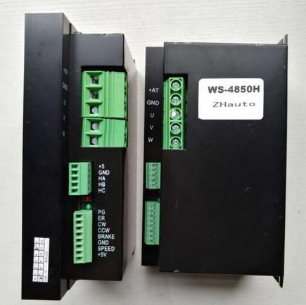 1 stks/partij 48 V BLDC Motor Driver 20-50VDC 1500 W Borstelloze DC Motor Driver WS-4850