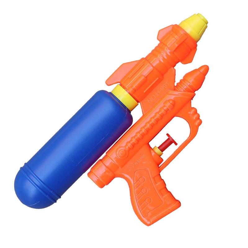 Verano niños vacaciones moda nueva pistola de agua pistola de juguete niños colorido gatillo lucha playa Squirt juguete PistolSpray pistola de agua juguete