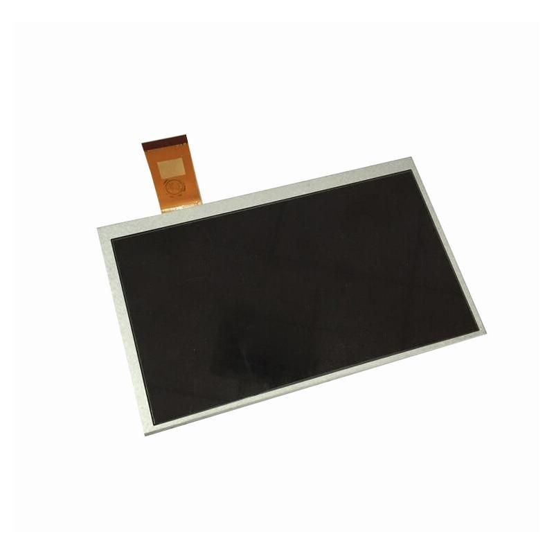 New 7 inch car navigation digital liquid crystal display HSD7AH027 HSD070IFW1-A00