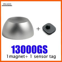 Étiquette de sécurité magnétique 13000GS   Détacheur détiquette de golf à verrouillage super magnétique avec 1 étiquette dalarme système de déverrouillage antivol
