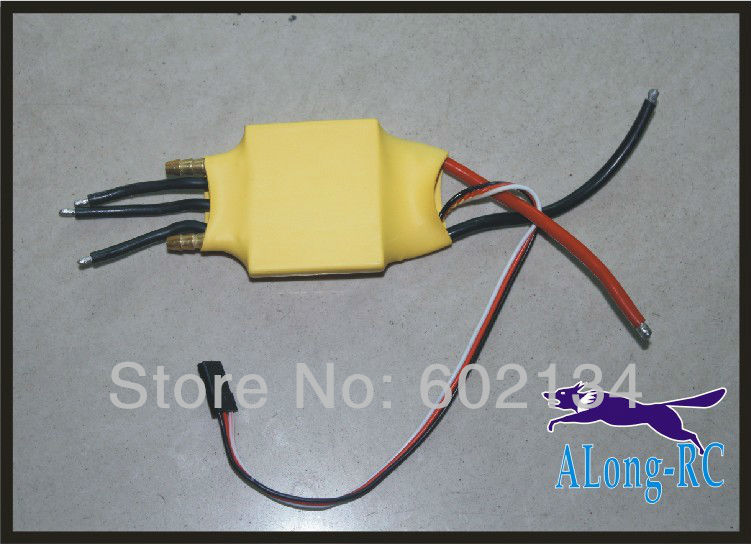 low price sell  brushless ESC /for car/boats / RC model   / 50A  Brushless ESC For Boat With Water-cooling System/brake XXD50A