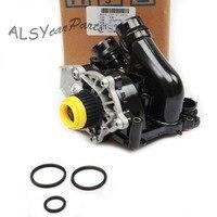 YIMIAOMO OEM 06H 121 026 BA Water Pump Thermostat Assembly For Audi A4 A6 Q3 TT VW Passat Golf Tiguan Jetta 2.0TFSI 06H121026DD