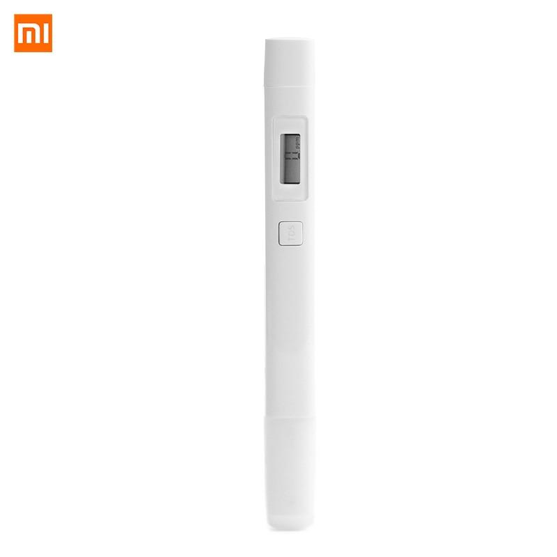 Оригинальный измеритель Xiaomi Mi TDS тестер Профессиональный цифровой тестер качества воды TDS-3 PH EC Тестер IPX6 Водонепроницаемый 24