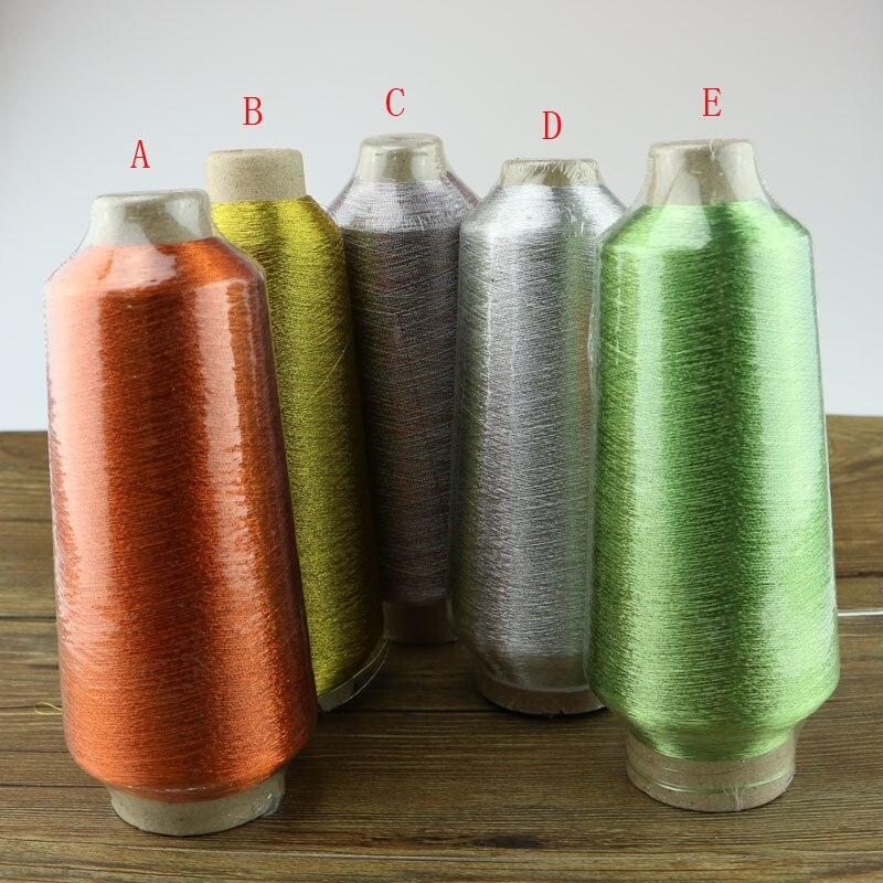 Heat 5 дисковых цветов, Полиэстровая швейная катушка с нитками, принадлежности для шитья своими руками