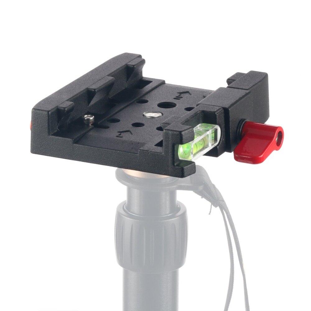 P200 de liberación rápida abrazadera QR placa para productos 501 500AH 701HDV 503HDV 7M1W 577