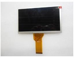 Grosor 5MM nueva pantalla LCD de 7 pulgadas at070tn94 at070tn92 envío gratis