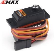 EMAX ES09MD Dual-cuscinetto Speciale Oscillante In Metallo Digital Servo Per TREX Align 450 Elicottero