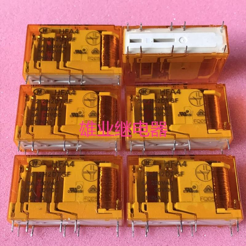 HFA4 36-2H2DTGF 22 12 V 6 V 9 V 48 V Relé