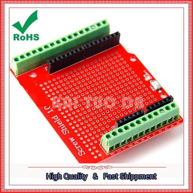 Proto Screw Shield Assembled Terminal Prototype Extension Board module