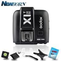 Godox X1N X1T-N I-TTL 2.4 G Wireless 1 / 8000s HSS 32 Channels Camera Flash Trigger Transmitter for Nikon DSLR Camera Godox X1N