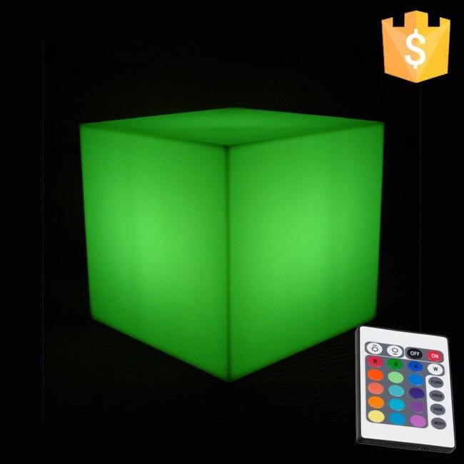 Мини светодиодный куб/Светодиодная настольная лампа с подсветкой/светодиодный