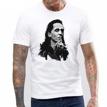 New Fashion Mens Short Sleeve T Shirt Cotton Topcloset Loki Tom Hiddleston Film Movie Men Women Unisex Tee T-Shirt Top Tee