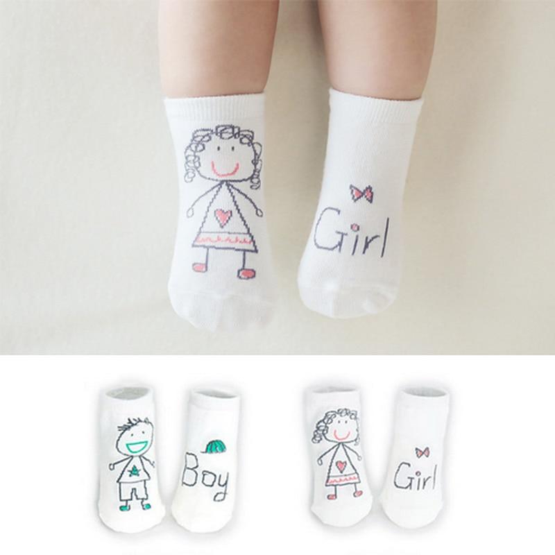 Новинка 2019 модные милые летние детские носки тонкие сетчатые хлопковые унисекс