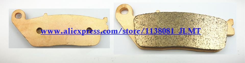 08 09 10 11 12 13 Sinter Front Brake Pads for YAMAHA 250 VP (X-City) VP250 2007 - 2014 Brake Pad