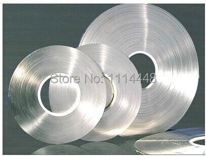 1 kg/lote 0,2*10mm Placa de níquel puro tiras hojas 99.96% para 18650 batería de potencia Paquete de soldadura por puntos soldador