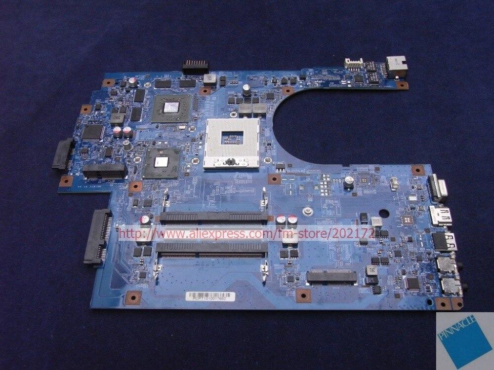 MBPT101001 placa madre para Acer aspire 7741 7741Z 7741G 7741ZG JE70-CP 48.4HN01.01M